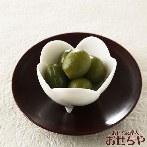 若桃の甘露煮_おせち料理の若桃の意味