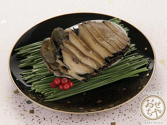あわびの煮貝_おせち料理_イメージ