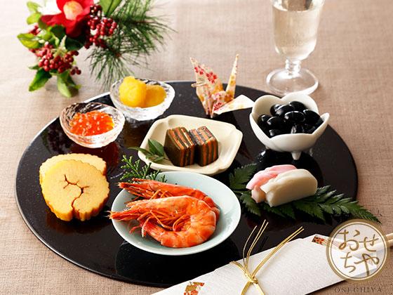 映えるおしゃれなおせち画像をおせち専門店が厳選まとめ!_和盆ワンプレートおせち料理