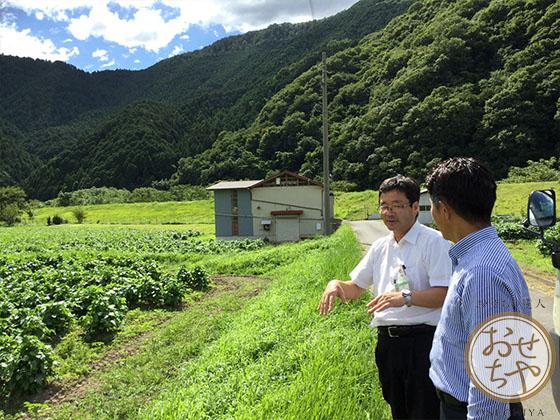 おせちやスタッフが行く産地訪問!兵庫県「黒豆」編_原料産地の優位性