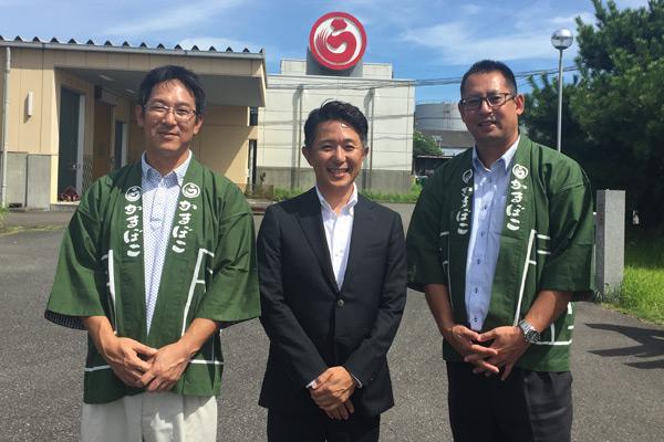 静岡県 株式会社丸う田代 様