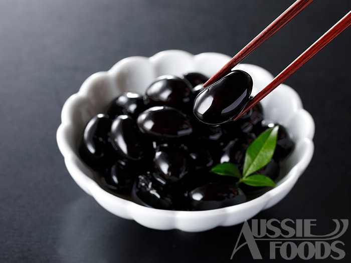 兵庫県産黒豆(単品皿盛り)2021